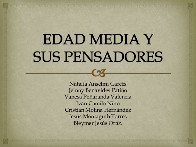 Natalia Anselmi Garcés  Jeinny Benavides Patiño  Vanesa Peñaranda Valencia  Iván Camilo Niño  Cristian Molina Hernández  J...