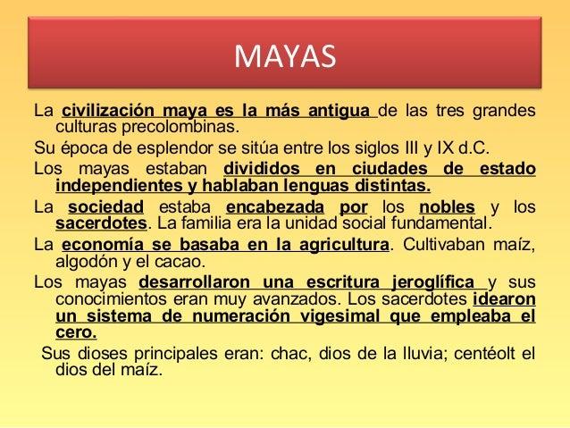 AZTECASLos aztecas formaron un poderoso imperio en lo que hoy es  México. Era un pueblo guerrero que fue conquistado por  ...