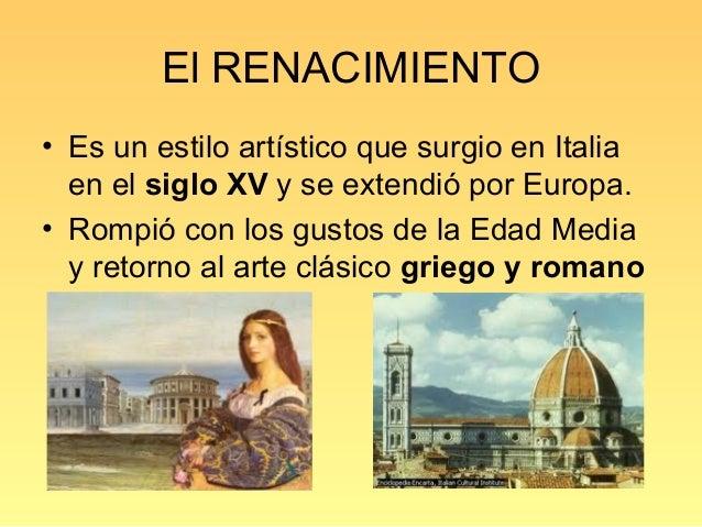 Pintura Renacentista• Los grandes pintores como Miguel  Angel, Botticelli, Leonardo Da Vinci,  Rafael representaron temas ...