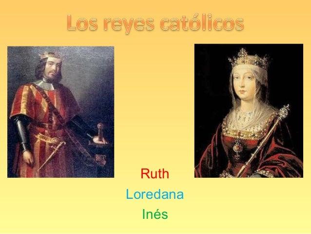 RuthLoredana  Inés