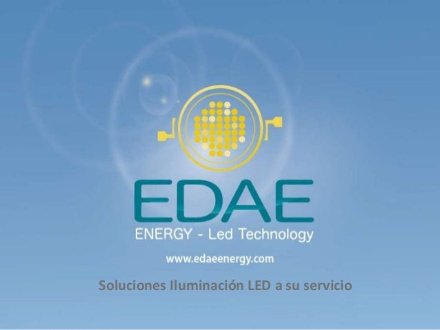 Soluciones Iluminación LED a su servicio