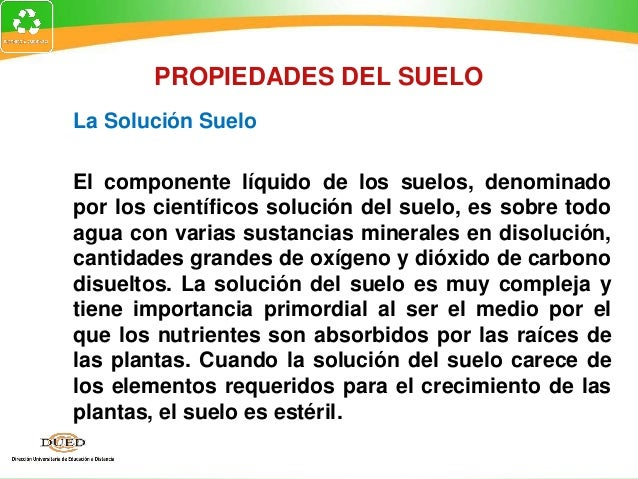 Edafologia3 for Sustancias del suelo