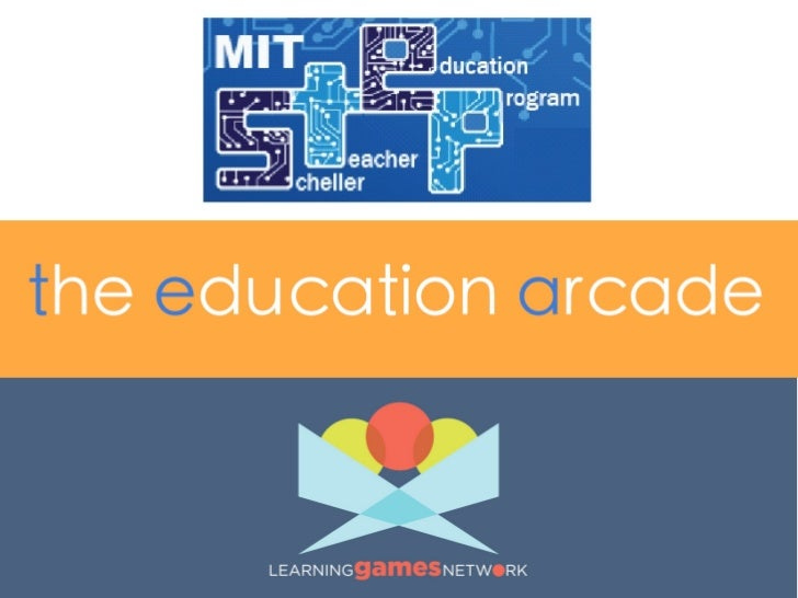 Gaming Together to Learn Together:Evolution of Mobile Learning Games          www.educationarcade.org  Jennifer Groff