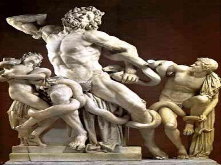 L'ART I EL PENSAMENT <ul><li>Els grecs donaven molta importància a l'art i al pensament </li></ul><ul><li>De fet els grans...