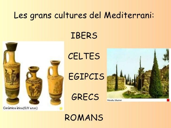 Edat antiga íbers celtes i egipcis Slide 2