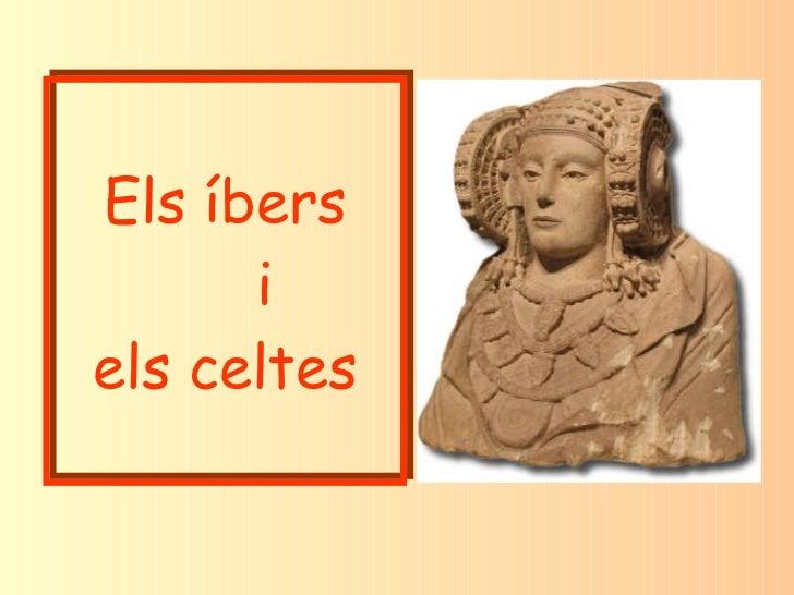Edat antiga íbers celtes i egipcis Slide 3