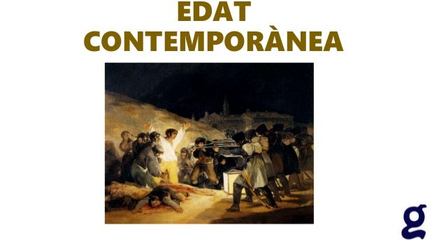EDAT CONTEMPORÀNEA
