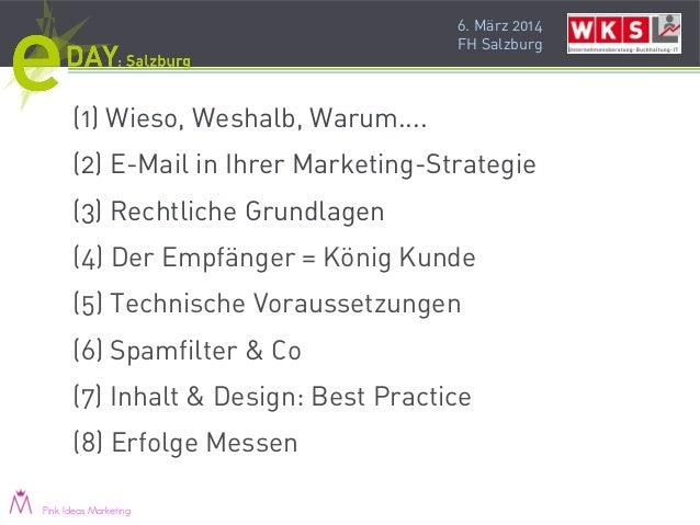 E day 2014_1x1_des_e-mail-marketing_meiche Slide 2