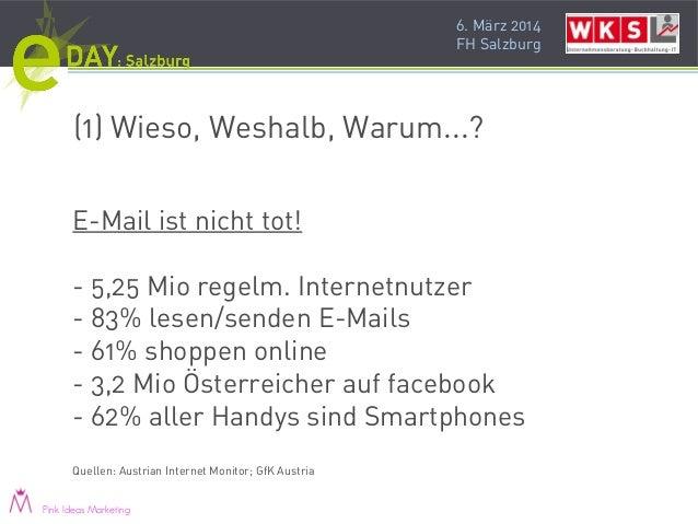 E day 2014_1x1_des_e-mail-marketing_meiche Slide 3