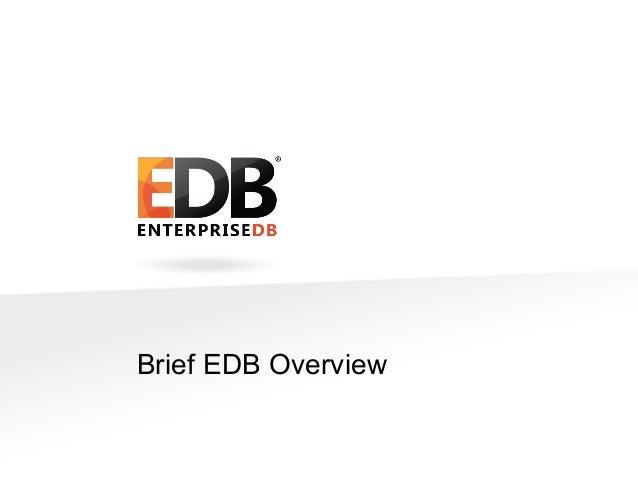 enterprisedb u0026 39 s best practices for postgres dbas