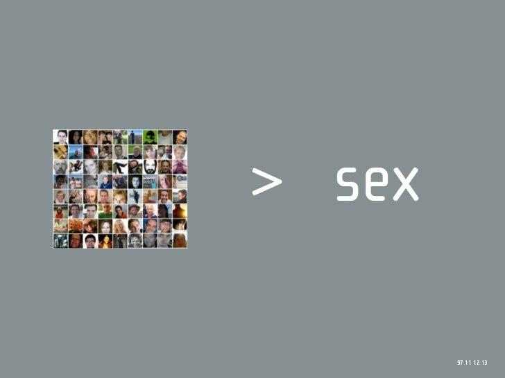 > sex          97 11 12 13
