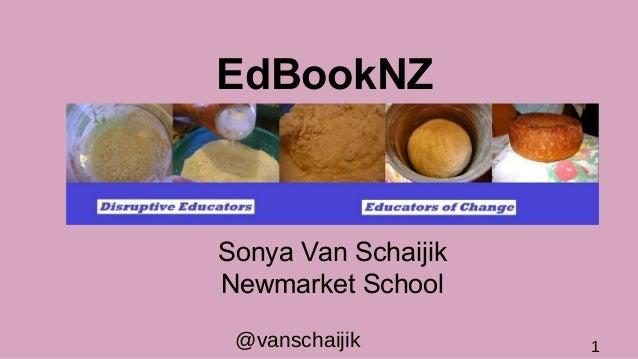 @vanschaijik 1 EdBookNZ Sonya Van Schaijik Newmarket School
