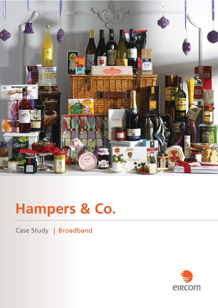 Hampers & Co.Case Study | Broadband