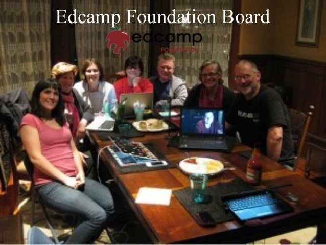Edcamp Foundation Board