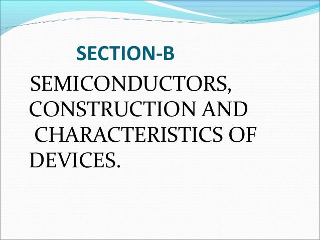 Topic 1 :- Review of Si and Ge as semiconducting materials. Silicon(Si) Silicon was first identified by Antoine Lavoisier ...