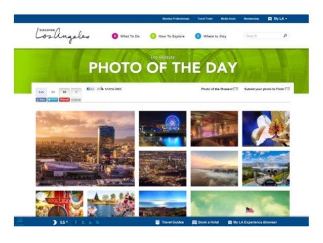 Los Angeles : coup d'oeil rapide sur l'usage des photos Slide 3