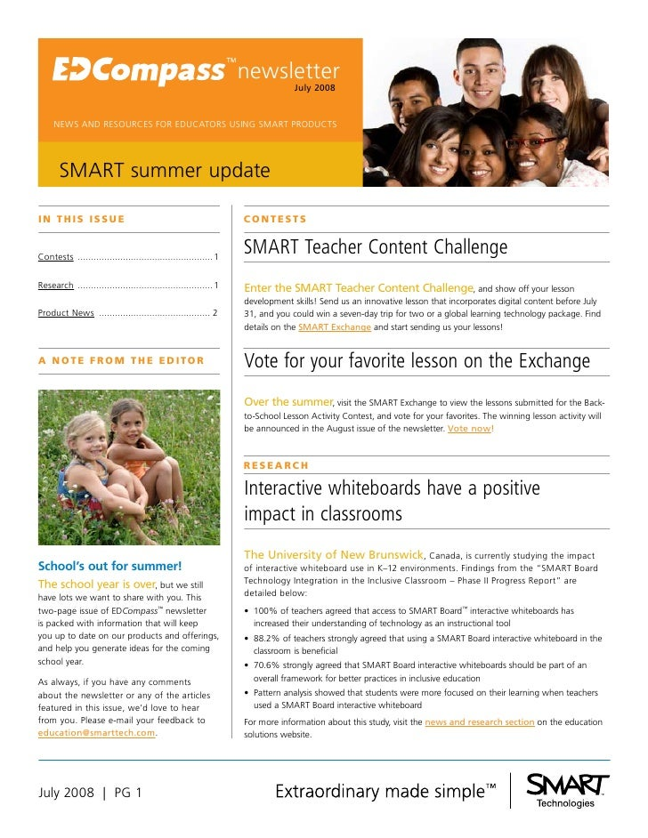 newsletter                                                                              July 2008        NEWS AND RESOURCE...