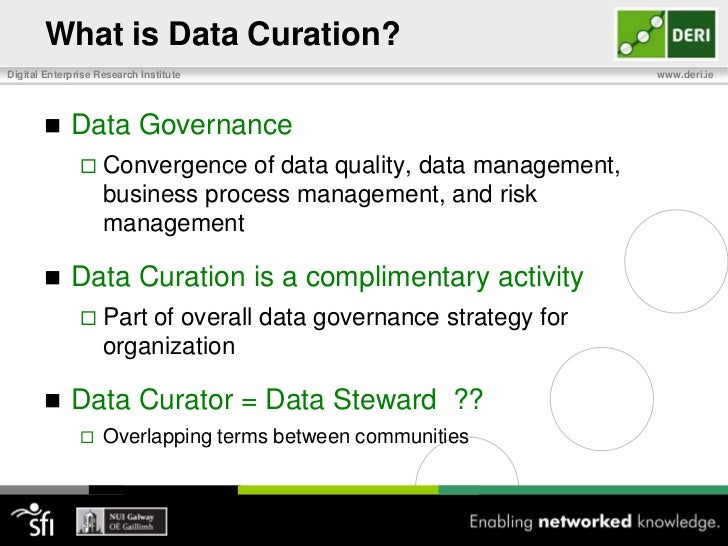 The Problems with Data<br />Flawed Data<br />Effects 25% of critical data in world's top companies (Gartner)<br />Data Qua...