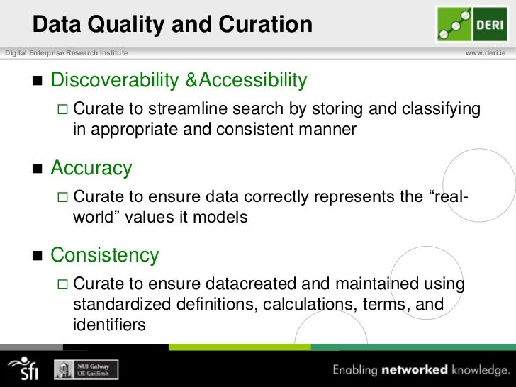 What is Data Curation?<br />Data Governance<br />Convergence of data quality, data management, business process management...