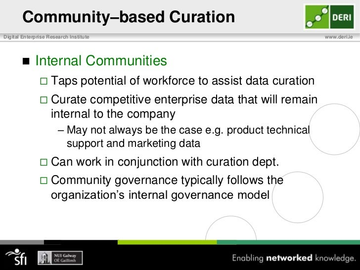 Overview<br />Curation Background<br />The Business Need for Curated Data<br />What is Data Curation?<br />Data Quality an...