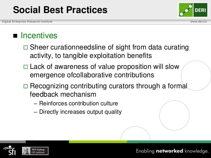 Best Practices from Case Study Learning<br />Social Best Practices<br />Participation<br />Engagement<br />Incentives<br /...