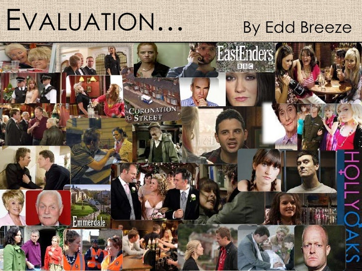 EVALUATION…<br />By Edd Breeze<br />