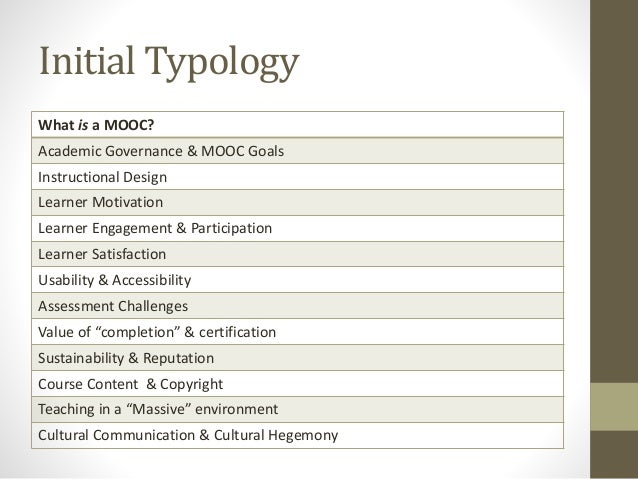 MOOCs at the University of Athens  CASE STUDY (IT'S REALLY A CRITIQUE)