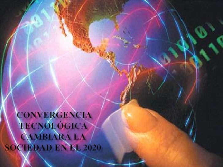Integrara nuevas disciplinas como :            Biotecnología                                nanotecnología            Tecn...