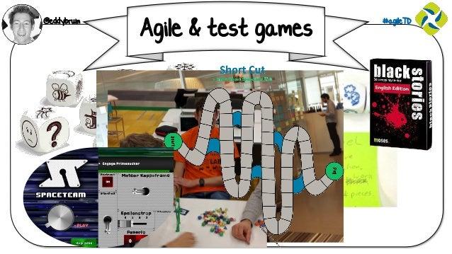 @eddybruin #agileTD Agile & test games