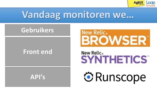 synthetics.newrelic.com 1. Zet een ping op naar een website naar keuze 2. Zet een 'simpel browser' check op naar dezelfde ...