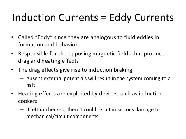 Eddy Current Braking