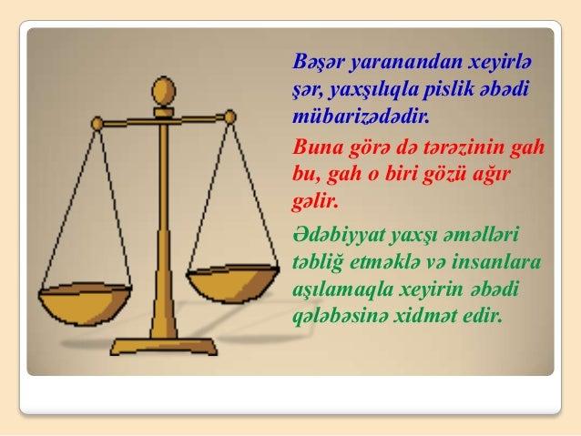 Bizi oxuyanlara, yaxud;  ŞƏRƏ - BÖHTANA LƏNƏT...
