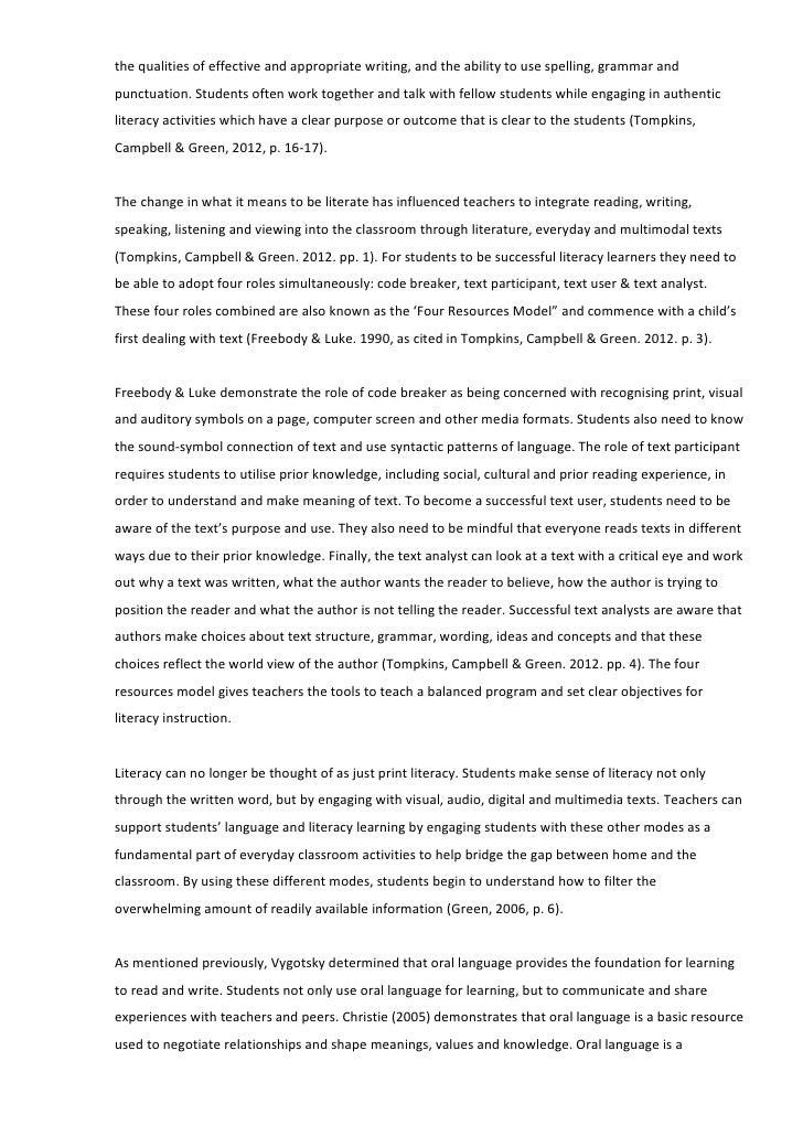 Ideal partner essay