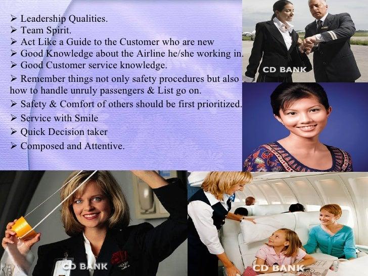 A Of Top Flight 5 Attendant Qualities