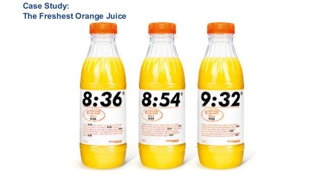 The Earned Brand | Edelman 2015 38 Case Study: The Freshest Orange Juice