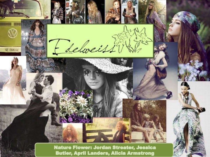 Nature Flower: Jordan Streater, JessicaButler, April Landers, Alicia Armstrong