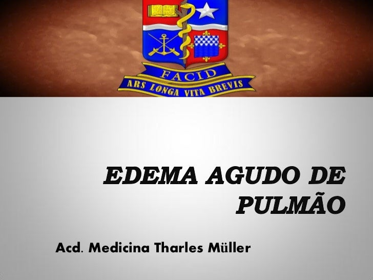Acd. Medicina Tharles Müller