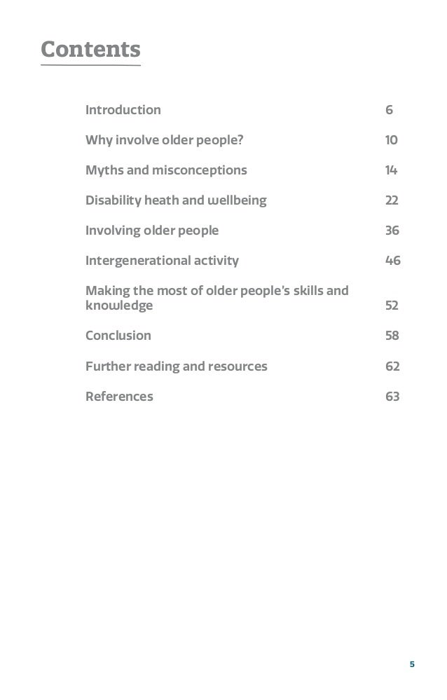 An Eden Project Field Guide to working with older people