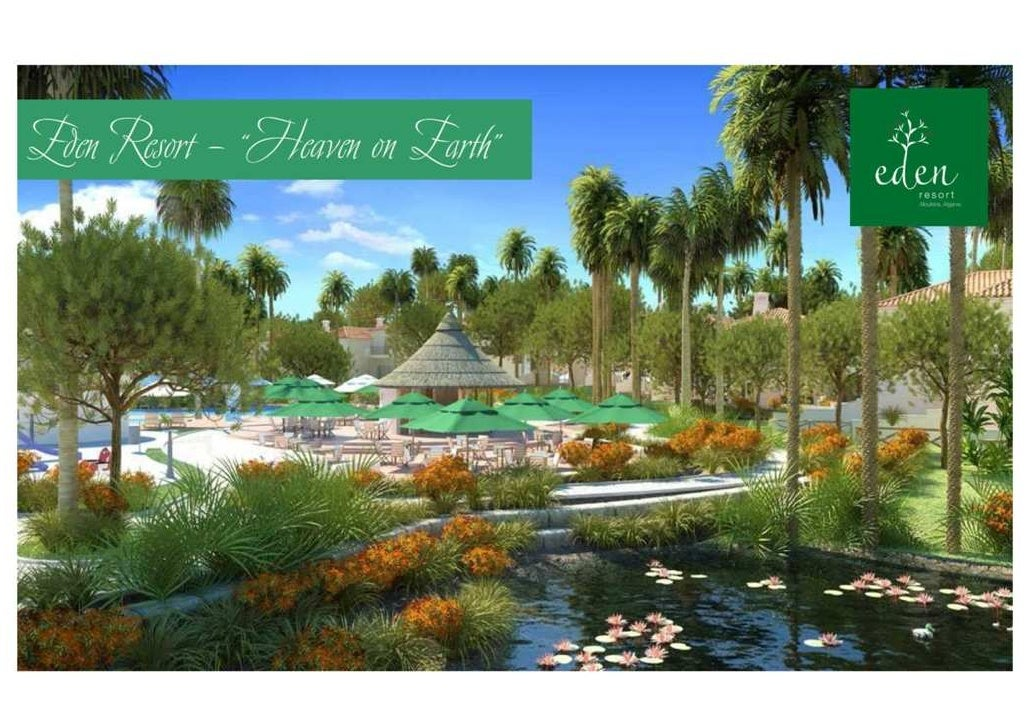 Eden Resort Presentation
