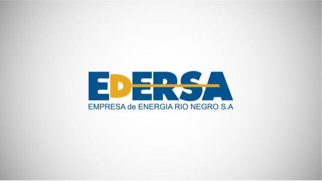 Propuesta tarifaria de Edersa