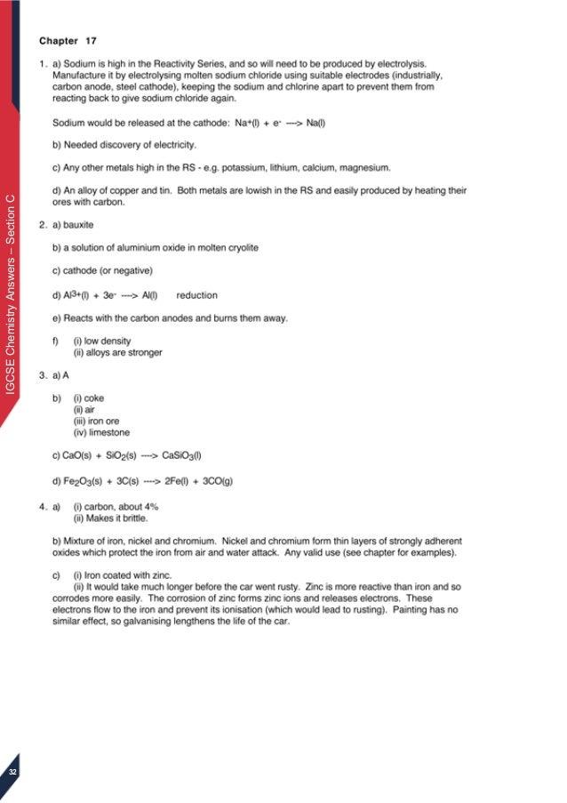 Edexcel Igcse Business Studies Student Book Answers Pdf