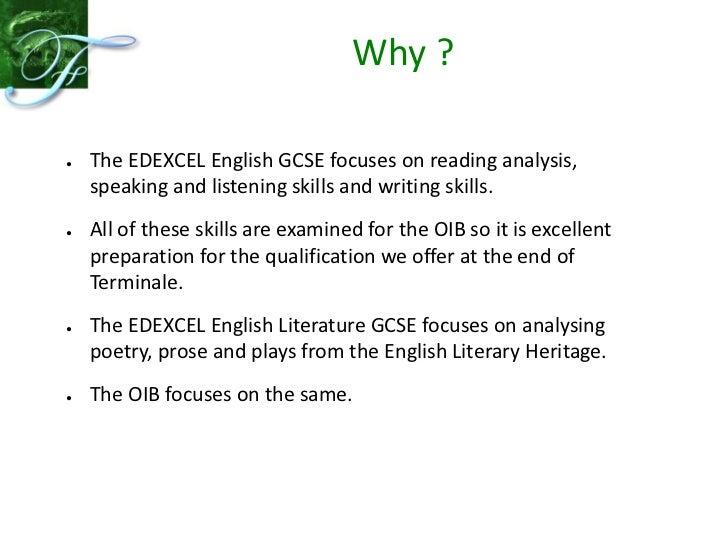 Essay assignments illinois online network university of illinois edexcel literature gcse prose exam by english teaching fandeluxe Gallery
