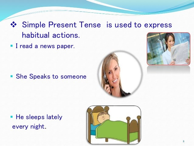 Nilakshi -Simple Present Tense Slide 2