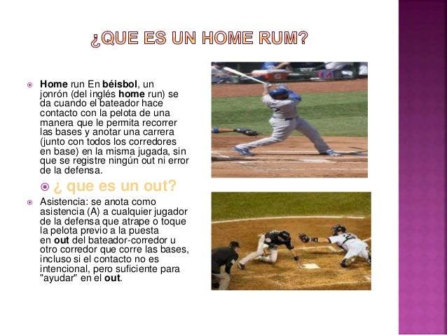 Ed Fisica Beisbol