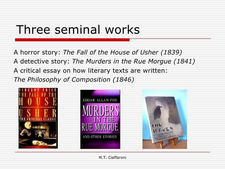 edgar allan poe1 essay The cask of amontillado essay examples 215 total results analysing the plot of edgar allan poe's the cask of amontillado 472 words 1 page foreshadowing and symbolism in the cask of amontillado by edgar allan poe 611 words.