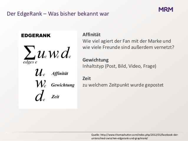Edgerank meets Catcontent Slide 2