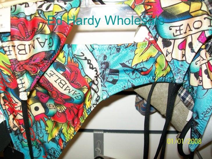 Ed Hardy Wholesale