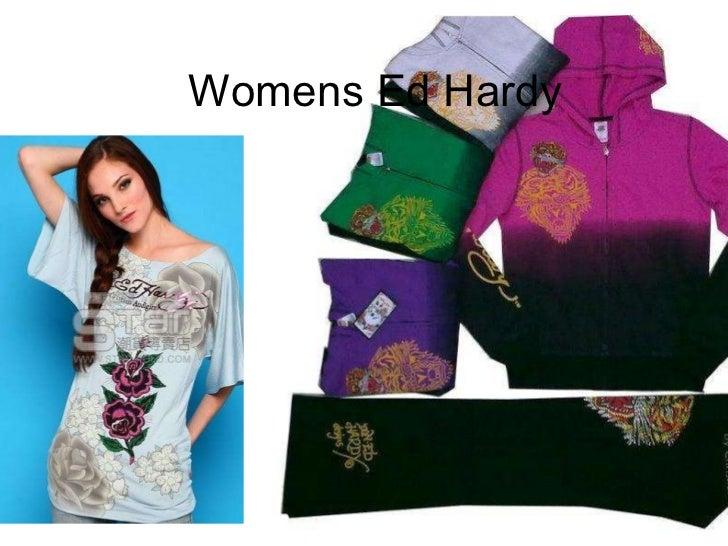 Womens Ed Hardy