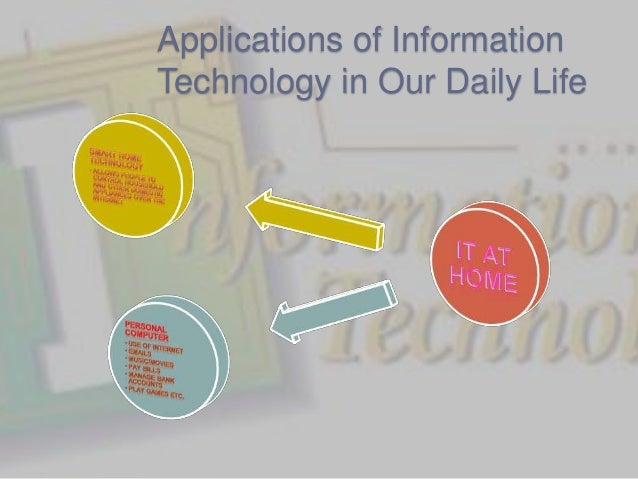 how does technology influence our daily lives essay Understand our own lives, the lives of those around us and even how our society and culture operate they can  but the above study does not explicitly include the direct contact with university students of bangladesh and  influence and importance of cinema on the lifestyle of educated youth: a study on university.