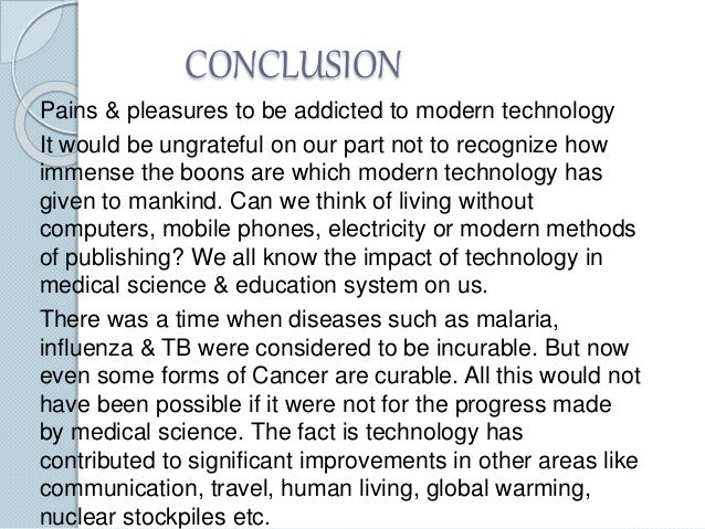 technology and its impact on society Positive and negative effects of technology on our lives essay on impact of technology on our lives  positive and negative effects of technology on society.